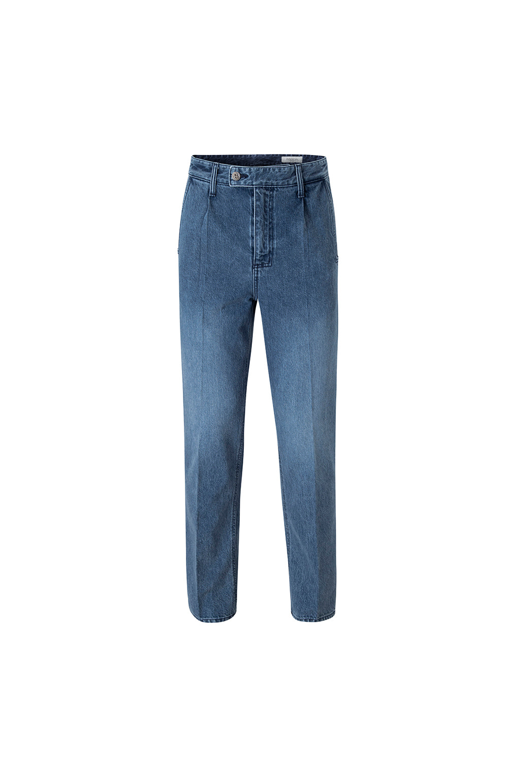 [피두치아]NUOVO MIDDLE BLUE JEAN